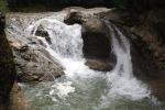 Усть - Сахрайские водопады.